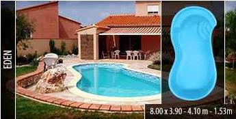 coque piscine gers
